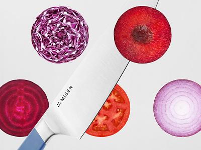 Misen Branding misen other studio modern sharp minimalism product food design graphic swiss branding logo