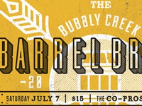 Bubbly Creek Barrel Brawl