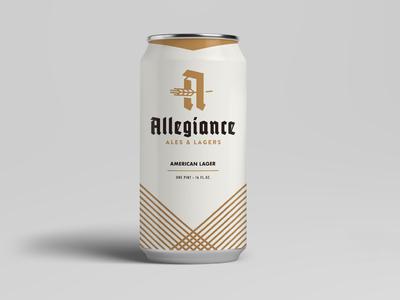 Allegiance Can