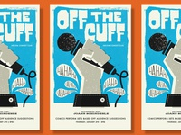 Off The Cuff Poster