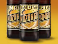 Lagunitas Mozango Label