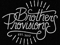 Brothers Provisions