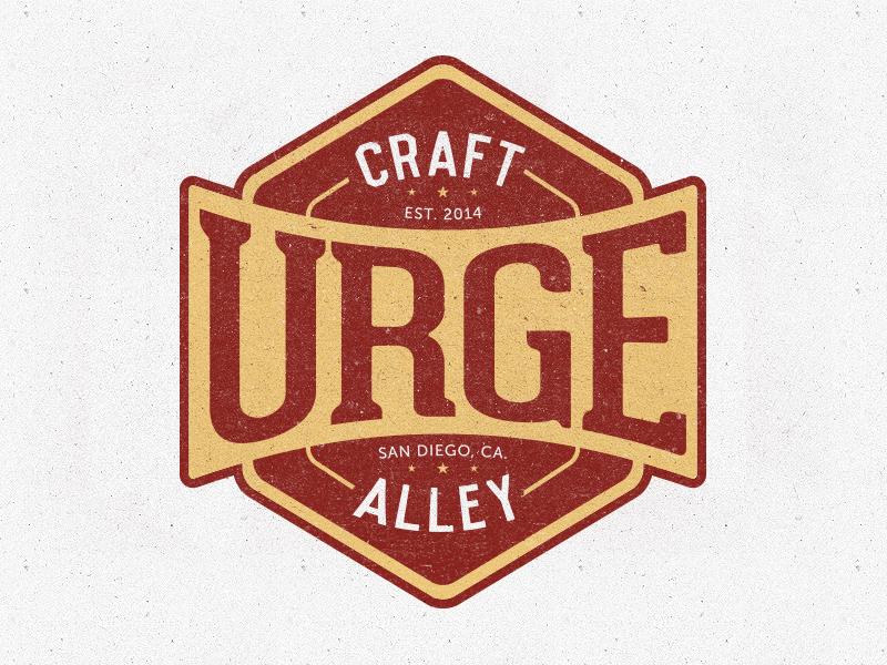 Urge logo 2 color