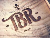 TBR Menu Logo