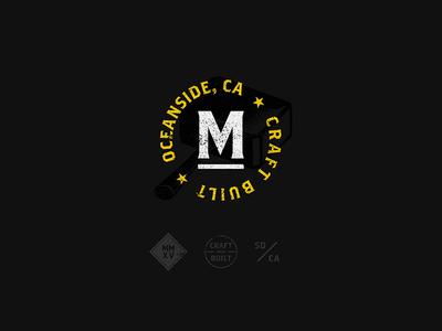 Secondary Marks brand logo marks mason ale works