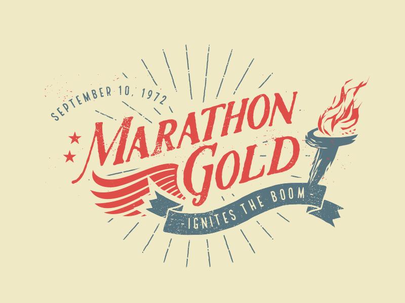 Marathon boom