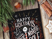 Magneticcreative christmascard