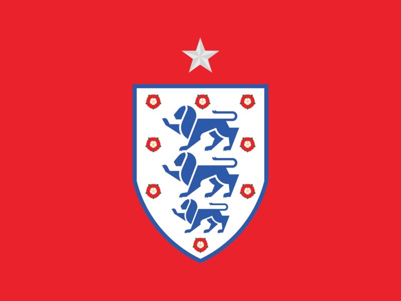 England Soccer Badge