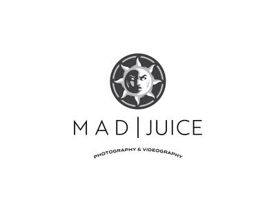 FEEDBACK APPRECIATED  \\  MAD|JUICE Moon Logo