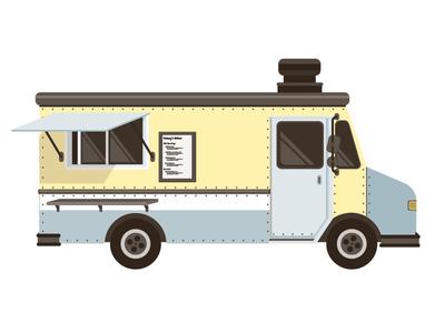 Food Truck food truck illustration