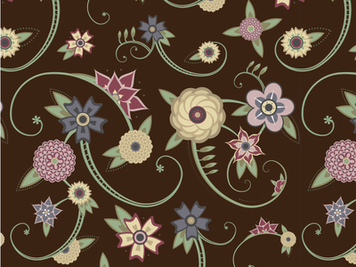 Floral Pattern floral pattern pattern flowers