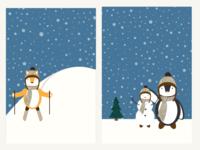 Winter Scenes 01