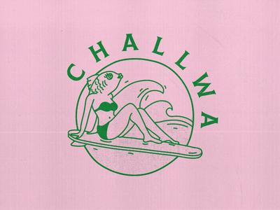 Logotipo Challwa