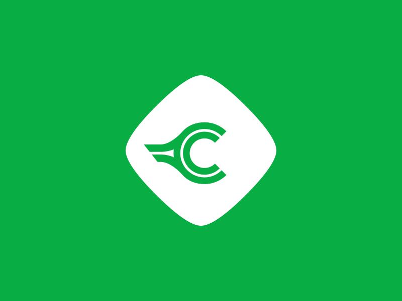 Carlypso Logo car brand redesign branding logo