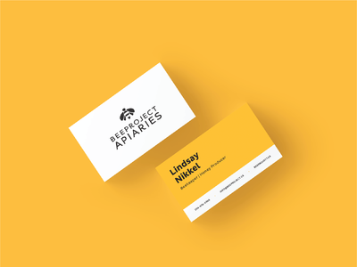 Beeproject Business Cards