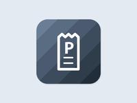 parkingApp 2 iOS App Icon