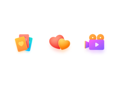 ICON logo icon app design illustration ui