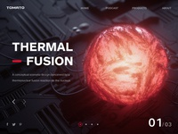Thermal fusion