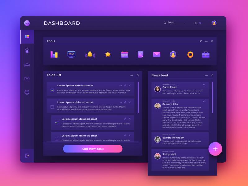 Dashboard Concept vector sketch icon icons set uidesign ux ui workspace dasboard design