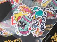 Cantonese stickers