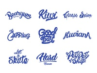 Some logotypes #1