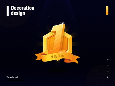Class medal design icon medal ps illustrations ui
