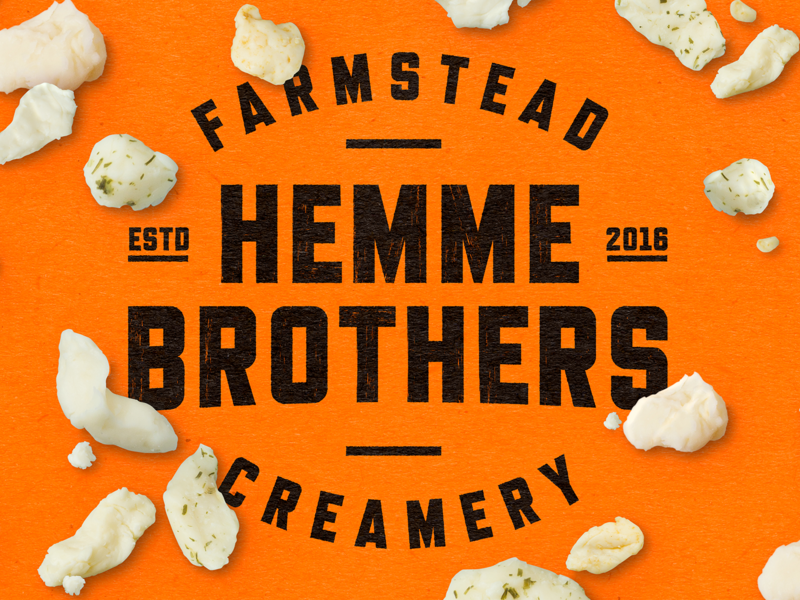Hemme Brothers Badge