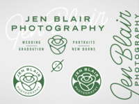 Jen Blair Photography Branding