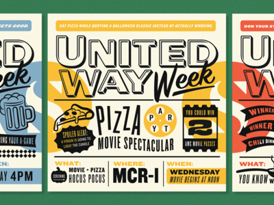United Way Week Pt 2