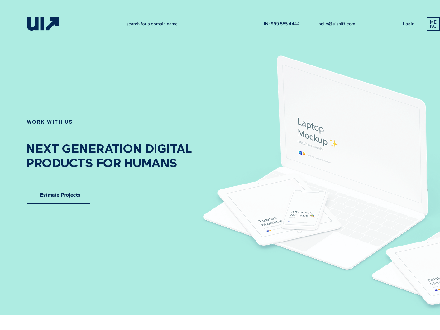UI designs type minimal illustration flat app web ux web design typography branding design