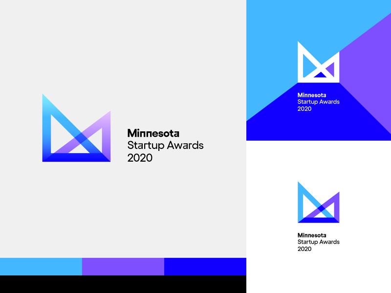 mn startup awards branding logo awards branding