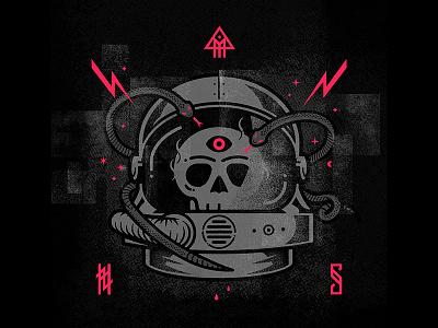 MHS album cover concept illustration