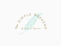Simple Weekend Logo