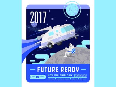 Future Ready Postcard Concept