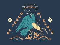 Raven & Fire 3rd palette
