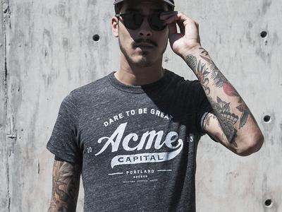 Acme Capital t-shirt