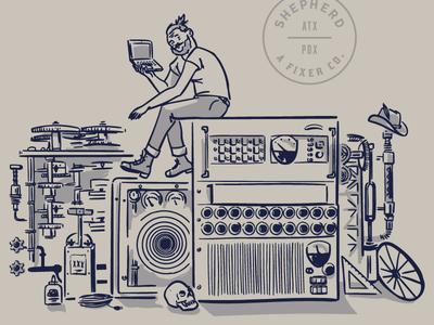 Branding Machine