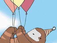 Birthday Sloth