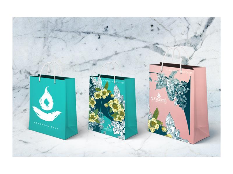 Shop! branding illustration packaging