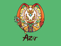 Year of the Rooster——Azir