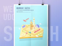 Poster for Sketch