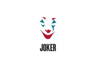 Joker is sad smile