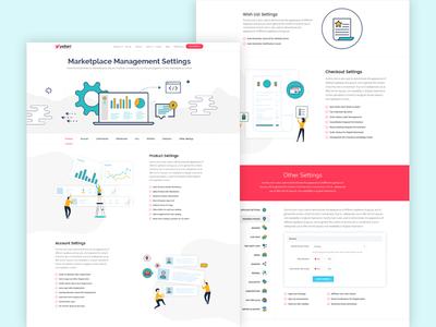Marketplace Management Settings