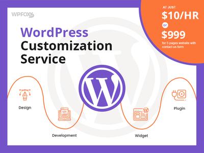 WordPress Design & Development Solutions