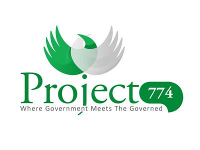 Project 774 Logo