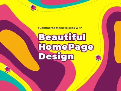 Beautiful Home Page Design