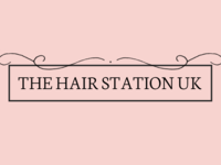 A recent logo design for The Hair Station UK