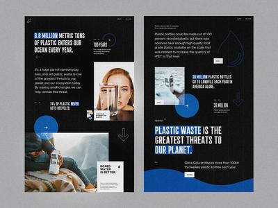 Plastic Waste – Concept
