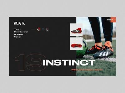 Predator Boots Concept. ⚽️