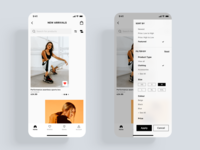 Trendy E-commerce App UI kit